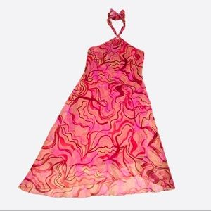 Rabbit Rabbit Rabbit Asymmetrical Dress- Size 8